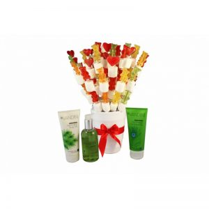 When Sweet Become Colorful With Spa – Haribo Candy Bouquet