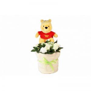 Winnie Pooh Unisex Clothing Bouquet
