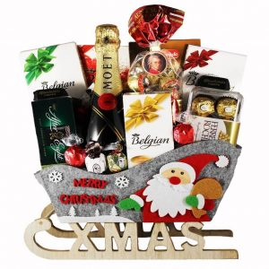 Christmas Appreciation with Moët & Chandon
