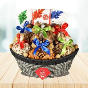 Dried Fruit Gift Baskets | Dried Fruit and Nut Gift Trays