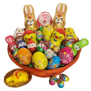 Spring Is Here – Easter Gift Basket